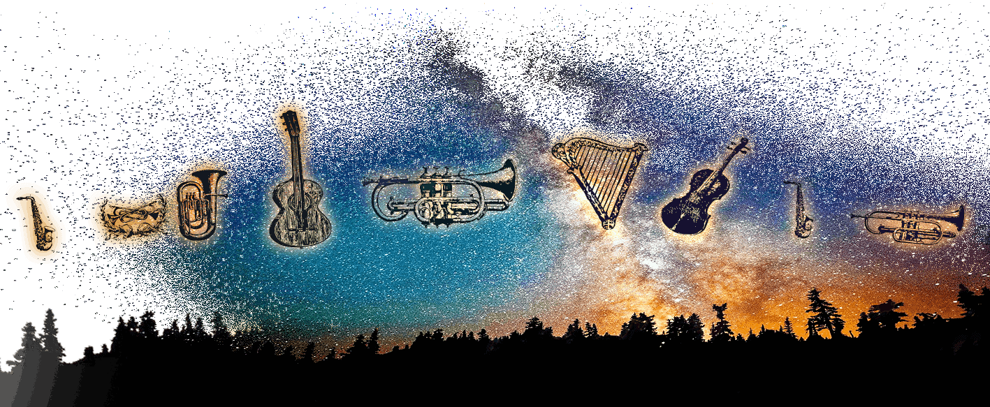 Music and Stars Film Score In Reverse Series entertains audiences with Voyage of Discovery2 - enhancing a live musical performance with videos and images of space.