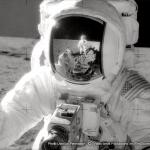 space suit on moon_Appalachian